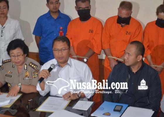 Nusabali.com - polda-tangkap-3-buron-interpol