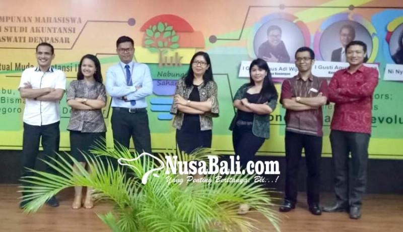 www.nusabali.com-himasa-unmas-denpasar-gandeng-ojk-gelar-teima-iii