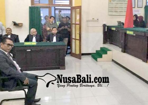 Nusabali.com - kades-pendukung-sandi-divonis-2-bulan