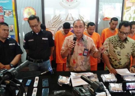 Nusabali.com - shabu-22-kg-dari-malaysia-gagal-diselundupkan