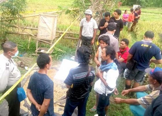 Nusabali.com - janda-tua-ditemukan-tewas-membusuk-di-gubuk