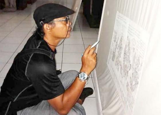 Nusabali.com - tim-cagar-budaya-observasi-lukisan-bali-klasik-di-museum-gunarsa