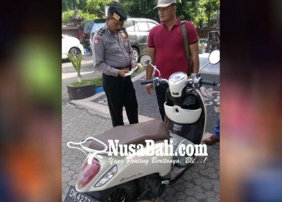 Nusabali.com - bawa-motor-curian-batal-nyebrang