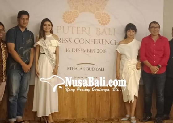 Nusabali.com - perempuan-bali-ditantang-ikut-pemilihan-puteri-bali-2019