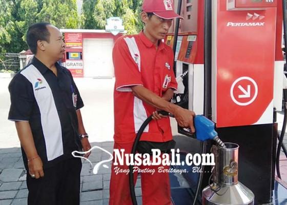 Nusabali.com - pengendara-ungkap-dugaan-kecurangan-di-spbu
