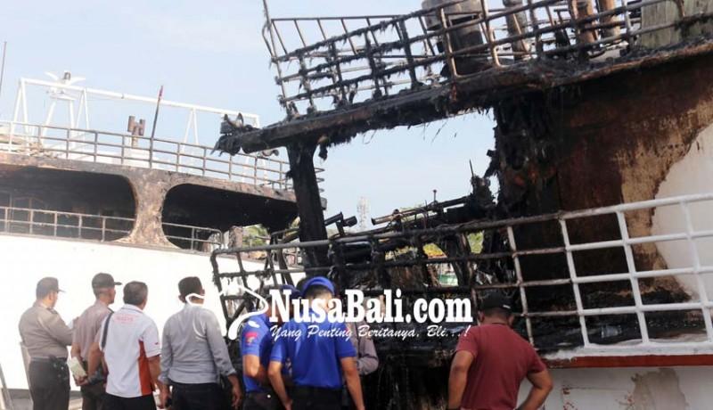 www.nusabali.com-pasca-kapal-terbakar-belasan-saksi-diperiksa