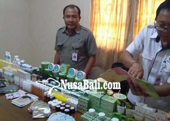Nusabali.com - loka-pom-sita-ribuan-jenis-kosmetik