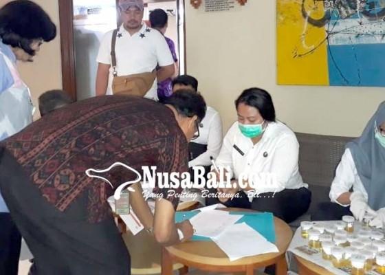 Nusabali.com - ratusan-asn-di-5-opd-pemkot-denpasar-dites-urine