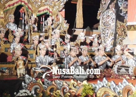 Nusabali.com - unggulkan-pakem-gong-kebyar-dangin-dan-dauh-enjung