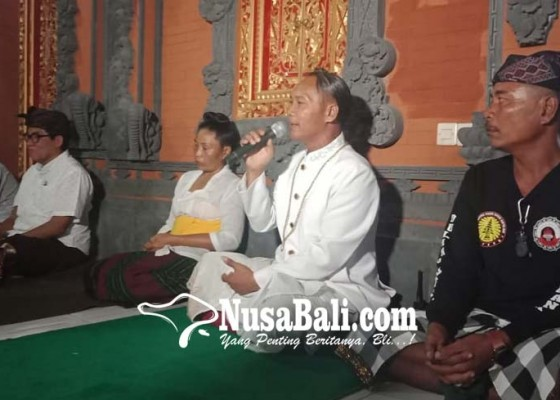 Nusabali.com - beredar-selebaran-tolak-pandita-mpu-bendesa-minta-maaf