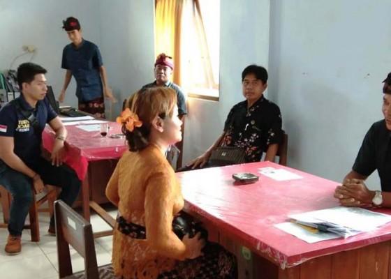 Nusabali.com - diperiksa-panwascam-dek-ulik-membantah-kampanye-di-pura