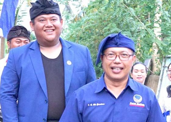 Nusabali.com - nasdem-karangasem-panaskan-mesin-politik-songsong-pemilu