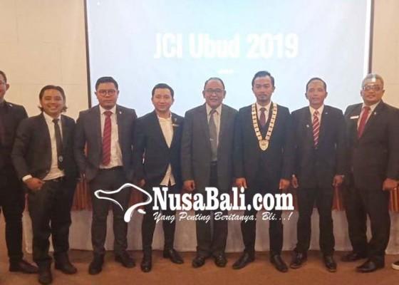Nusabali.com - jci-ubud-perkaya-profesi-keanggotaan