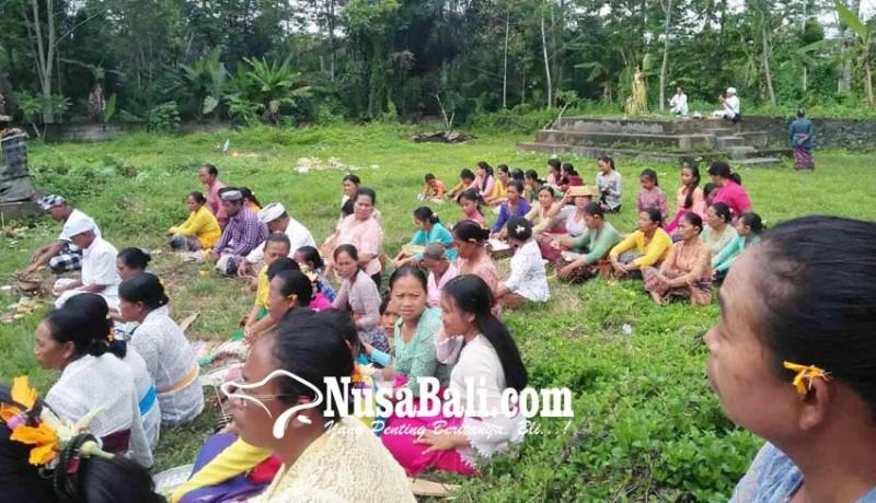www.nusabali.com-jelang-karya-tabuh-gentuh-setra-kasengker