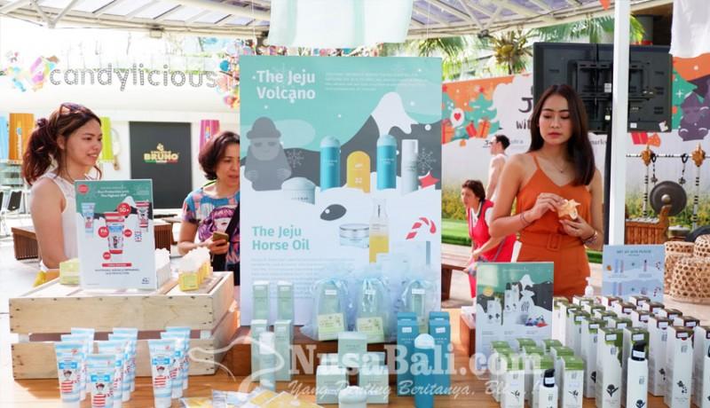 www.nusabali.com-jeju-mall-hadirkan-produk-perawatan-kulit-dari-pulau-jeju-korea-di-beachwalk-bali