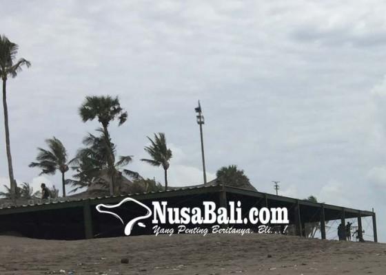 Nusabali.com - disebut-untuk-panggung-usai-tahun-baru-akan-dibongkar