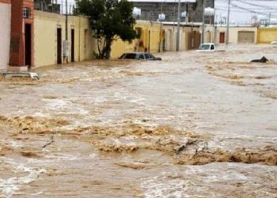 Nusabali.com - ribuan-rumah-warga-kebanjiran