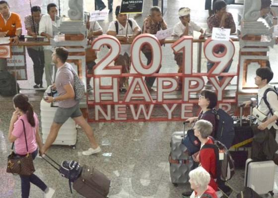 Nusabali.com - bandara-mulai-padat