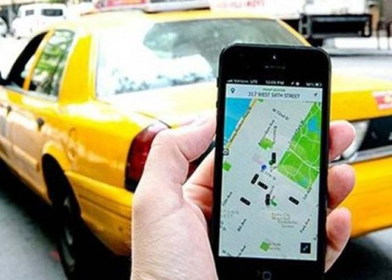 Nusabali.com - taksi-online-dilarang-pakai-tarif-promo
