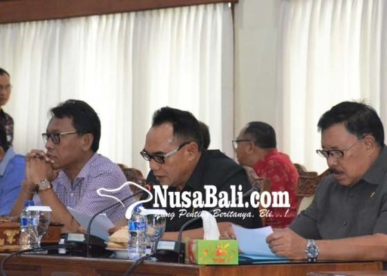 Nusabali.com - pembahasan-alot-revisi-perda-rtrw-molor