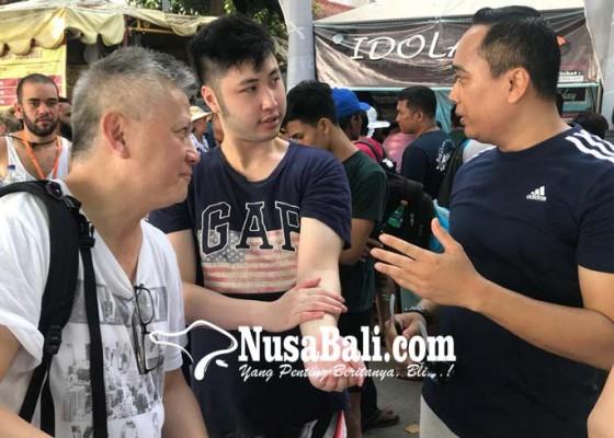 Nusabali.com - komisi-x-soroti-kurangnya-sapras-di-sanur