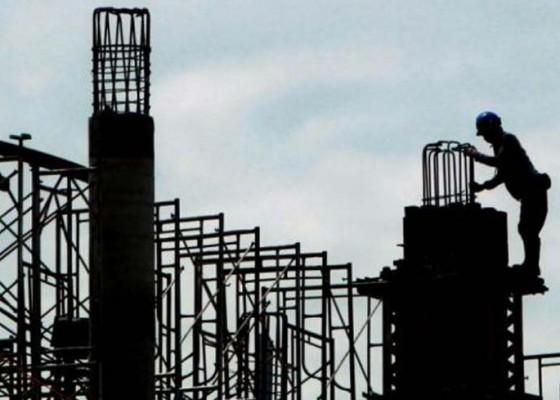 Nusabali.com - pembangunan-gedung-smpn-5-abiansemal-sudah-masuk-ded