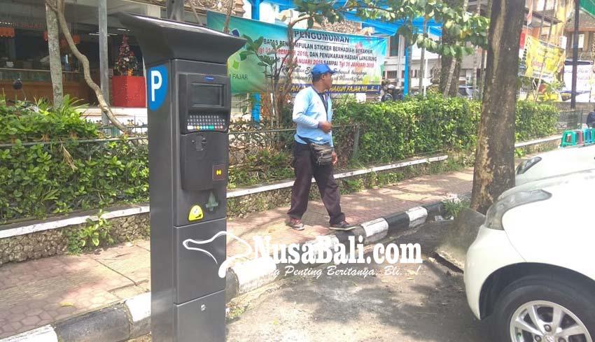 Bat Bus 12 >> Nusabali Com Penerapan E Parkir Belum Sosialisasi