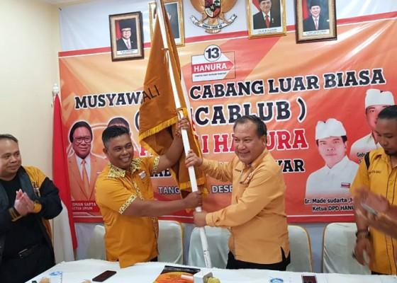Nusabali.com - sah-made-suryanto-ketua-hanura-gianyar