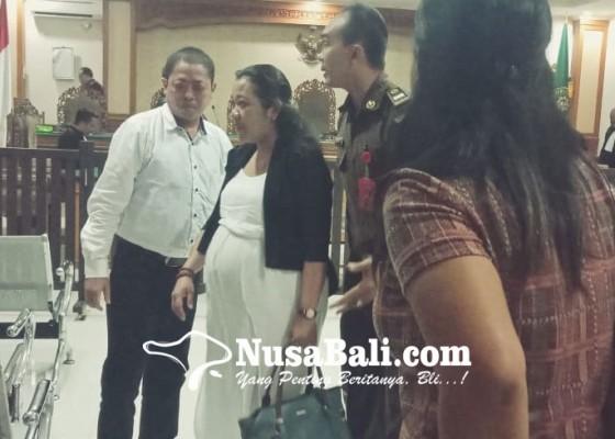 Nusabali.com - pasutri-tersangka-korupsi-biogas-sidang-perdana