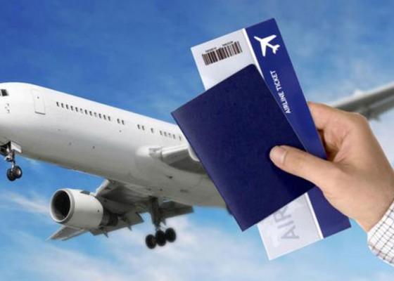 Nusabali.com - kenaikan-tiket-pesawat-bikin-inflasi