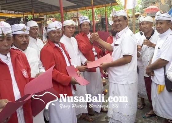 Nusabali.com - pasemetonan-mahasemaya-pande-gelar-diklat-calon-sulinggih