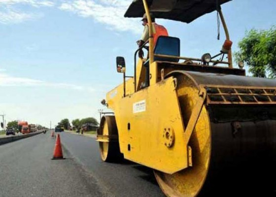 Nusabali.com - dana-rp-48-miliar-untuk-perbaikan-47-kilometer-jalan
