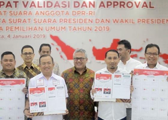 Nusabali.com - timses-jokowi-dan-prabowo-teken-validasi-surat-suara