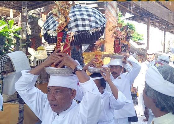 Nusabali.com - puncak-karya-digelar-tarian-sakral-dipentaskan