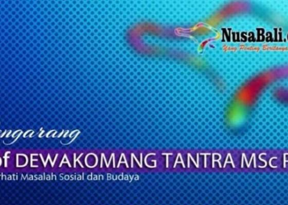 Nusabali.com - etno-politis-cap-sosial