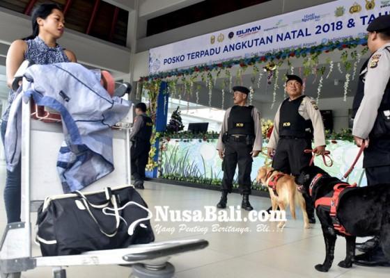 Nusabali.com - posko-nataru-bandara-resmi-ditutup