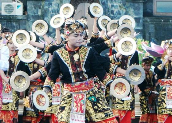 Nusabali.com - gianyar-borong-dua-juara-lomba-baleganjur