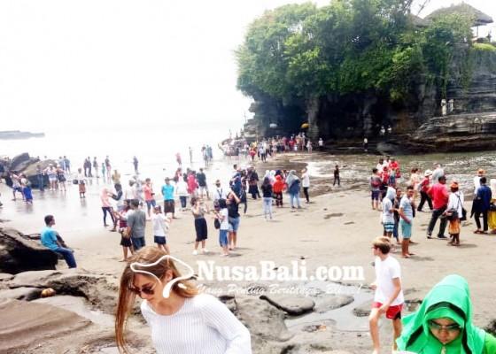 Nusabali.com - tahun-politik-tanah-lot-hanya-target-kunjungan-naik-3-persen