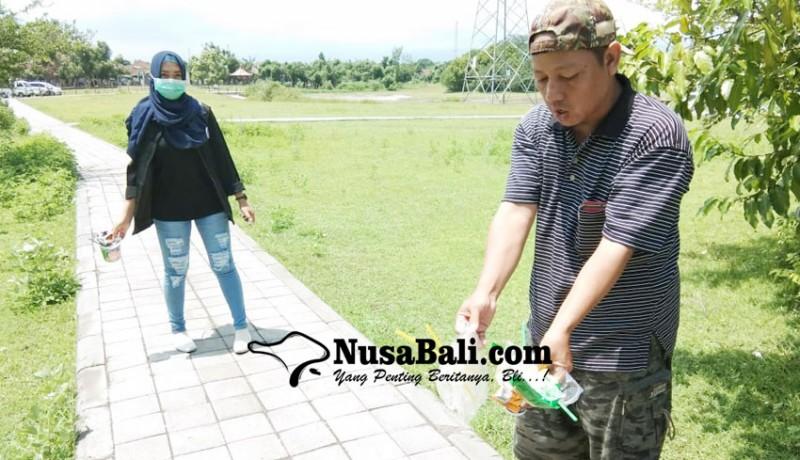 www.nusabali.com-pengunjung-keluhkan-minimnya-tempat-sampah-di-karang-sewu