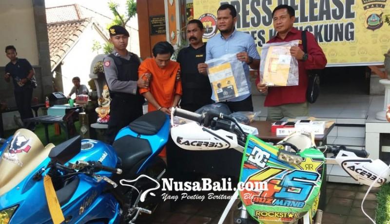 www.nusabali.com-diringkus-saat-tahun-baru-pencuri-didor