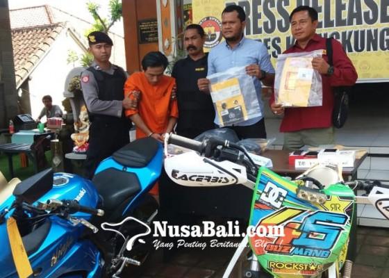 Nusabali.com - diringkus-saat-tahun-baru-pencuri-didor