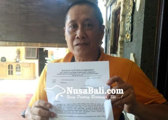 Nusabali.com - majelis-alit-desa-pakraman-kediri-imbau-tidak-bikin-ogoh-ogoh-nyepi