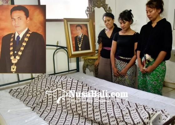 Nusabali.com - serangan-jantung-putra-alit-yudha-meninggal-mendadak