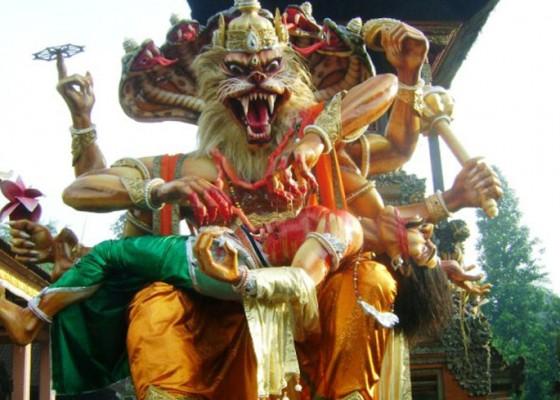 Nusabali.com - festival-ogoh-ogoh-ditiadakan-di-banten