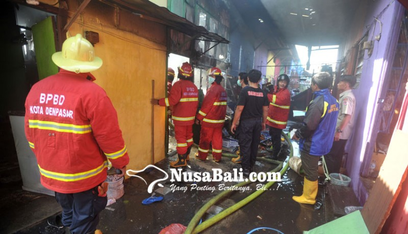 www.nusabali.com-kos-kosan-terbakar-satu-kritis