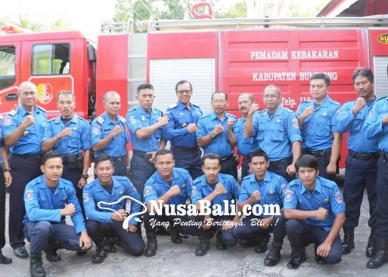 Nusabali.com - petugas-damkar-belum-miliki-standar-kualifikasi