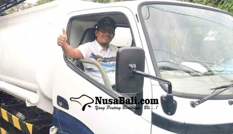 www.nusabali.com-perbekel-sukadana-siapkan-mobil-tanki