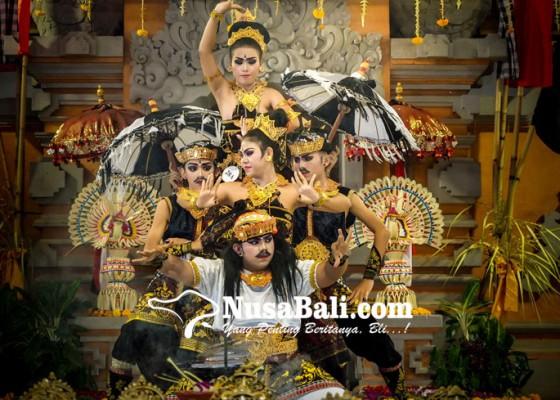 Nusabali.com - smpn-1-semarapura-gelar-festival-seni