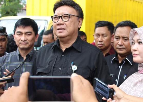 Nusabali.com - mendagri-minta-kesbangpol-tingkatkan-kewaspadaan