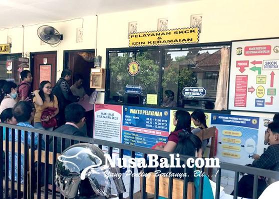 Nusabali.com - pemberkasan-cpns-layanan-skck-meningkat